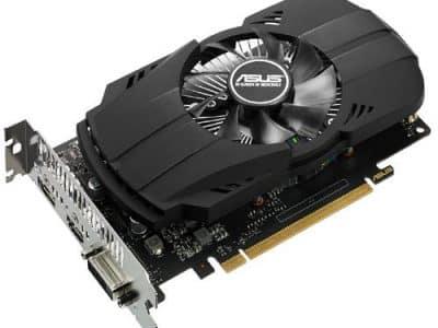 Asus GeForce GTX 1050Ti 4GB
